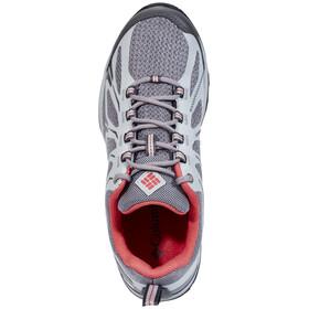 Columbia Peakfreak XCRSN II XCEL Low Outdry Shoes Women ti grey steel/sunset red